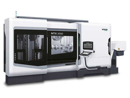NTX 2000 by DMG MORI